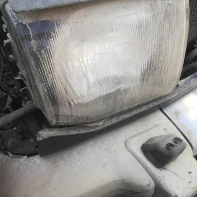 Lights Front light Mitsubishi Pajero