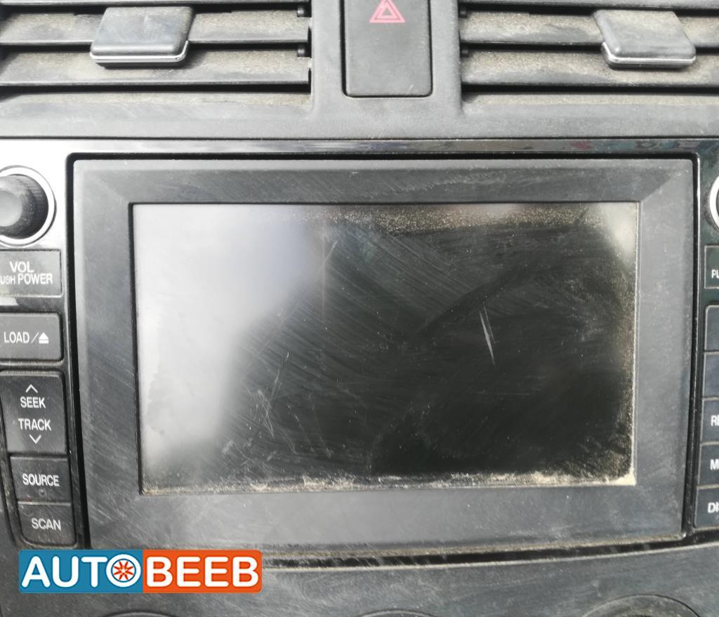 Electronics DVD Player Mazda CX9