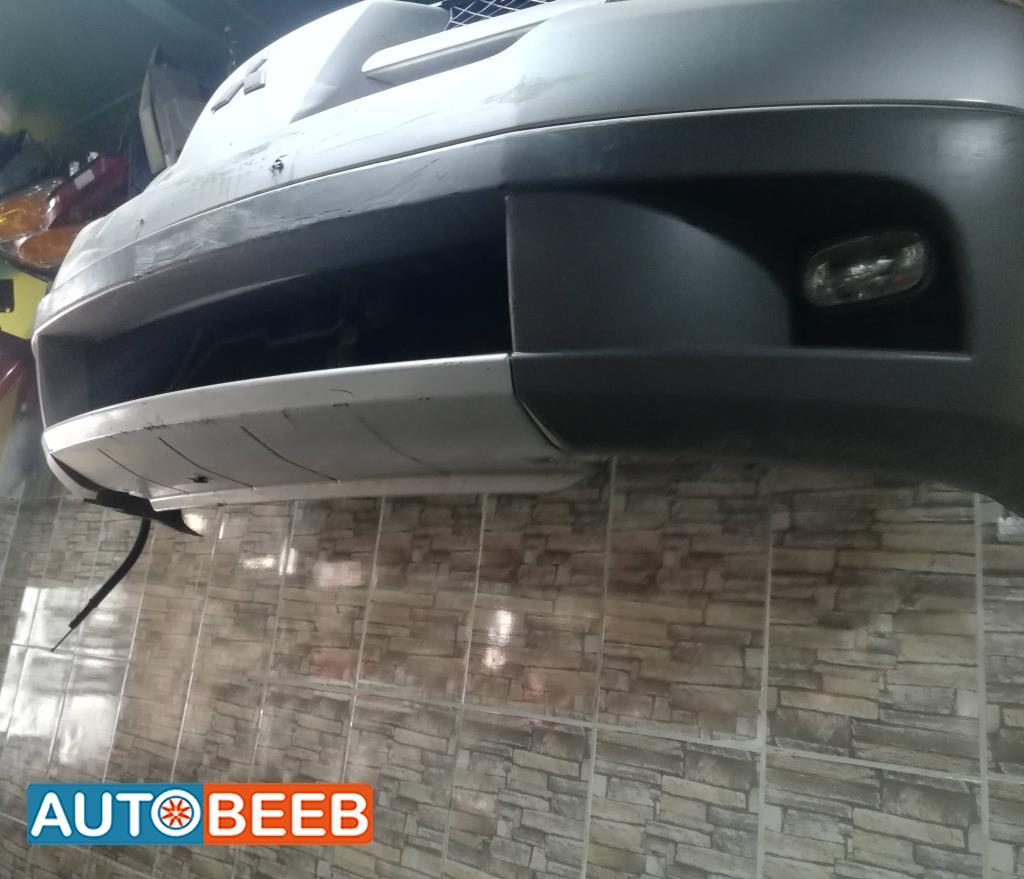 Body  Bumper Mitsubishi Outlander
