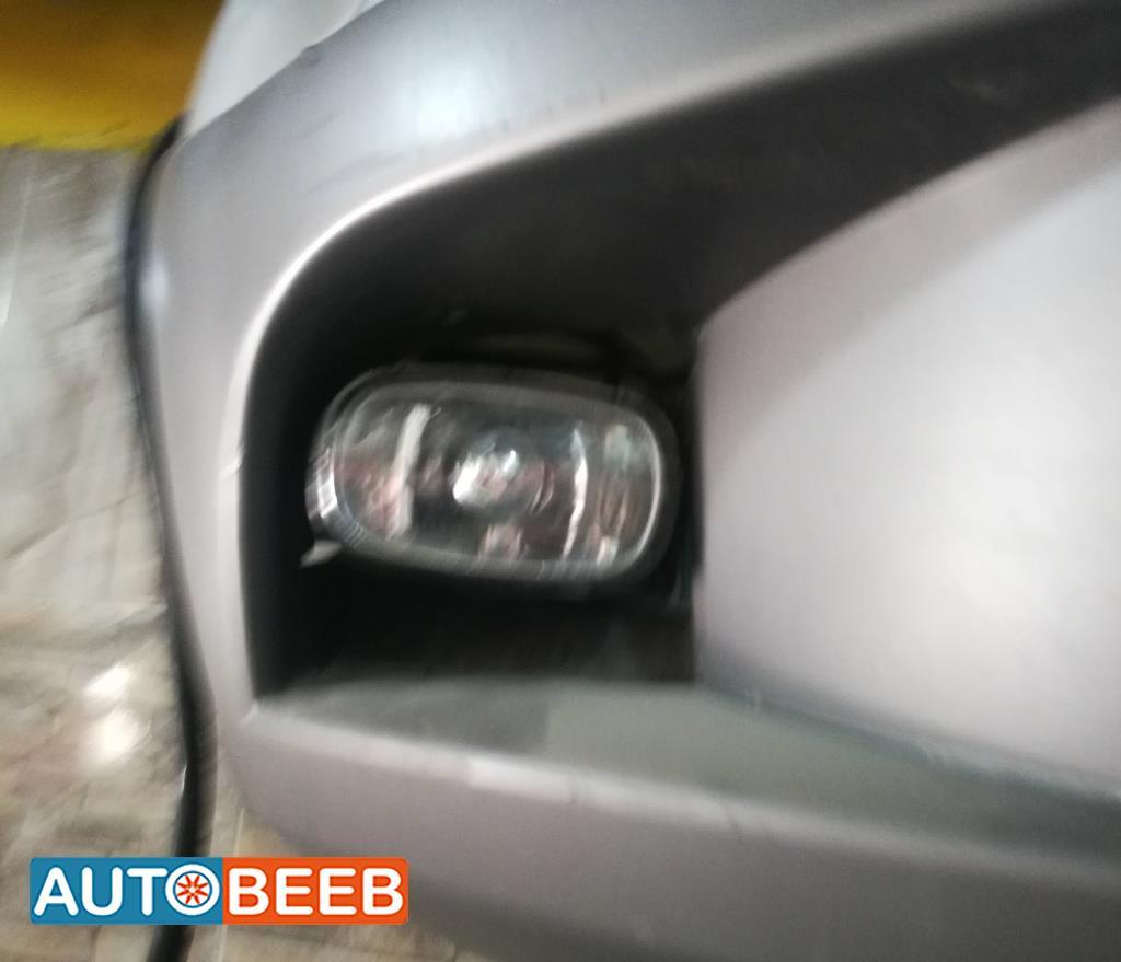 Lights Spotlight Mitsubishi Outlander