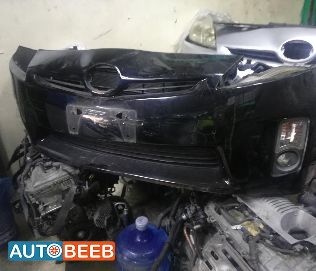 Body  Bumper Toyota Prius