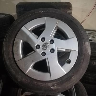 Wheel and Rims Wheel  Toyota Prius