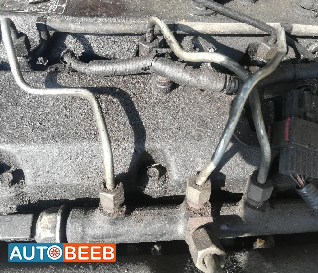 Mechanics  KIA  Bongo