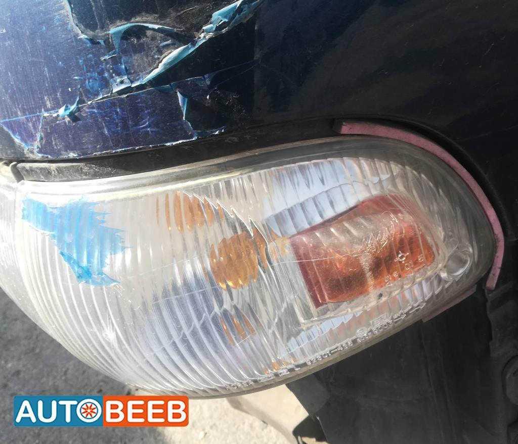 Lights Flasher Light Hyundai H100