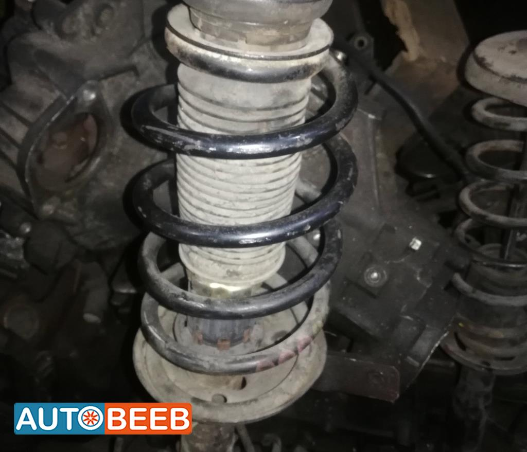 Shock Absorber Volkswagen Golf