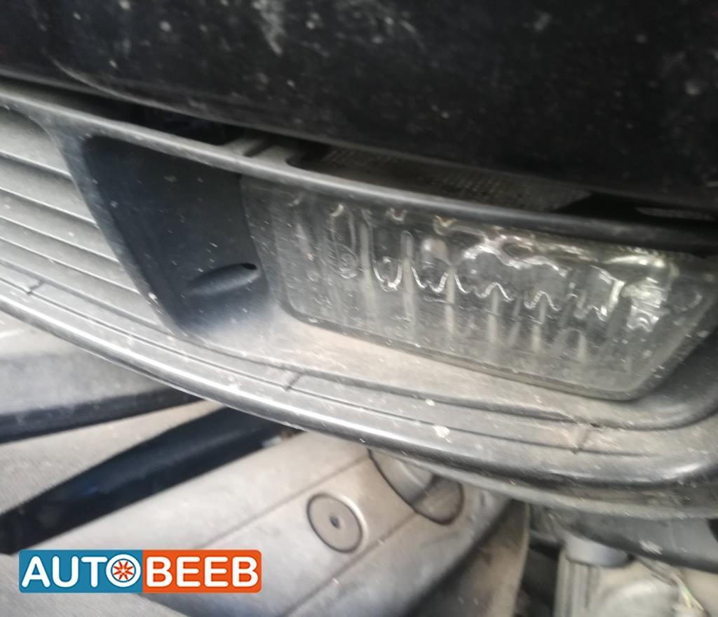 Lights Spotlight Volkswagen Caddy
