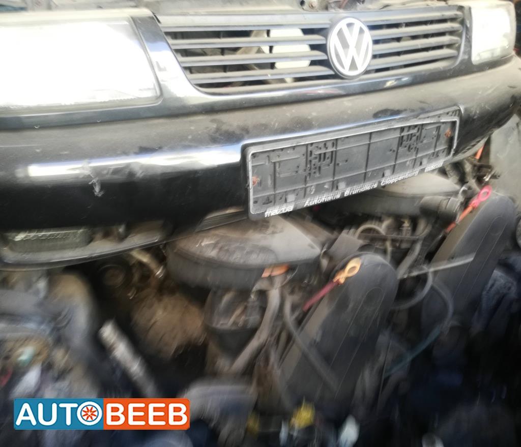 Body  Bumper Volkswagen Caddy