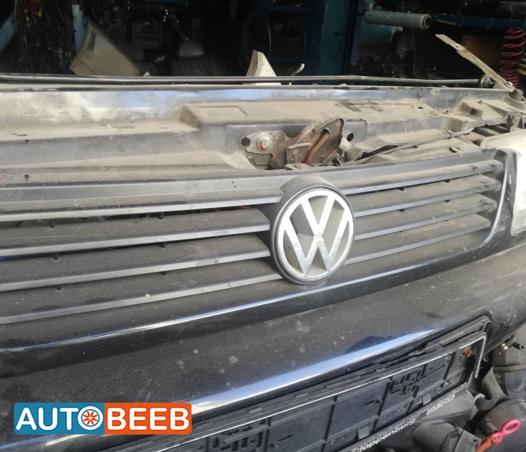 Body  Grilles Volkswagen Caddy
