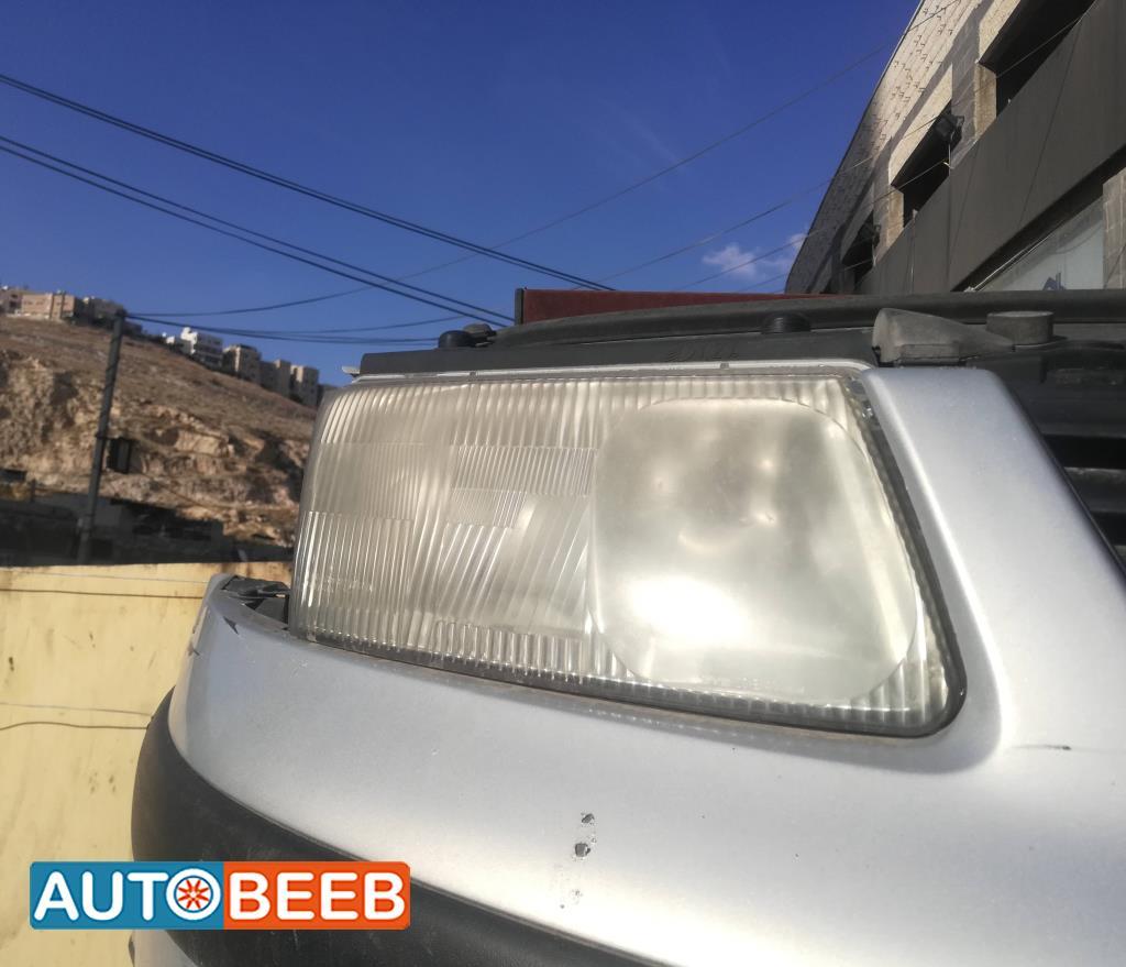 Lights Front light Volkswagen Passat