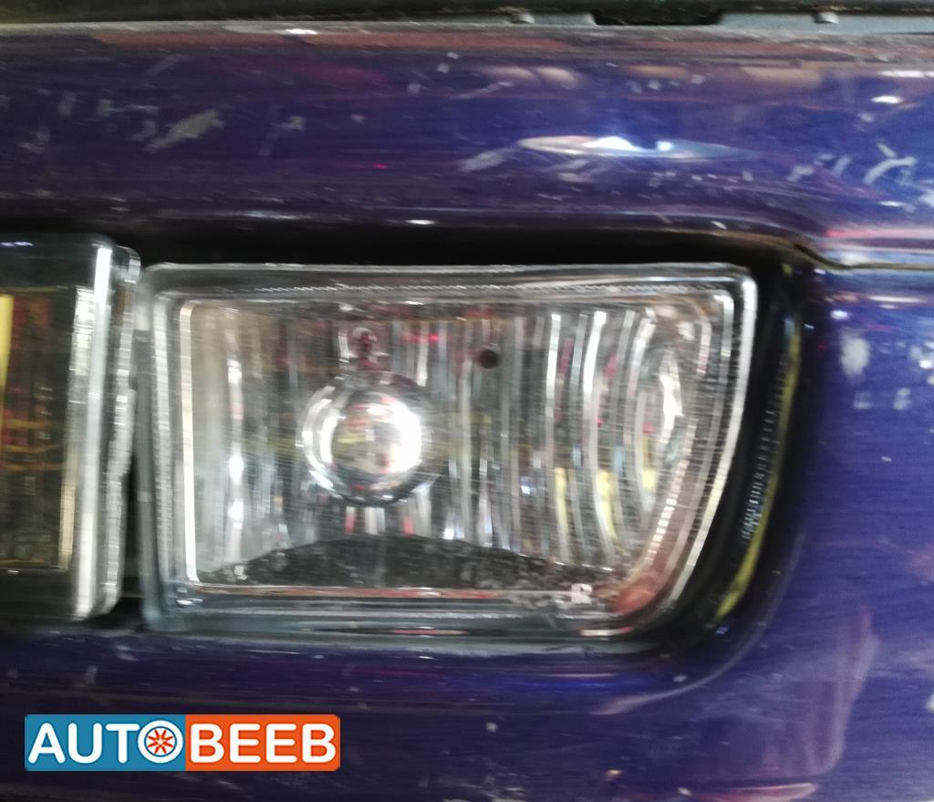 Lights Spotlight Volkswagen Golf