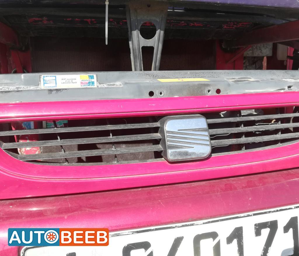 Body  Grilles Seat Ibiza