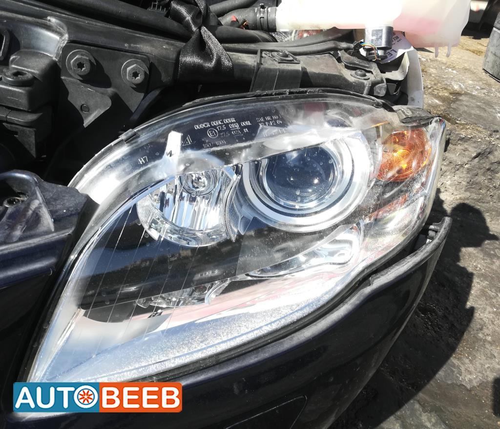 Lights Front light Audi A4
