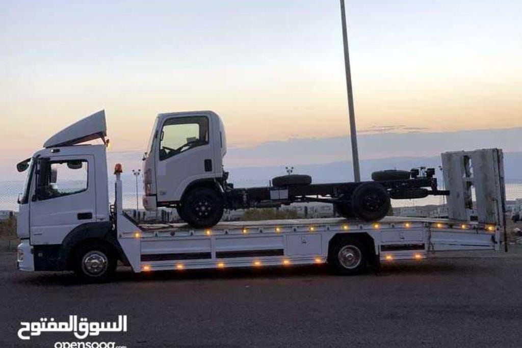 Tow Truck Hyundai 2021
