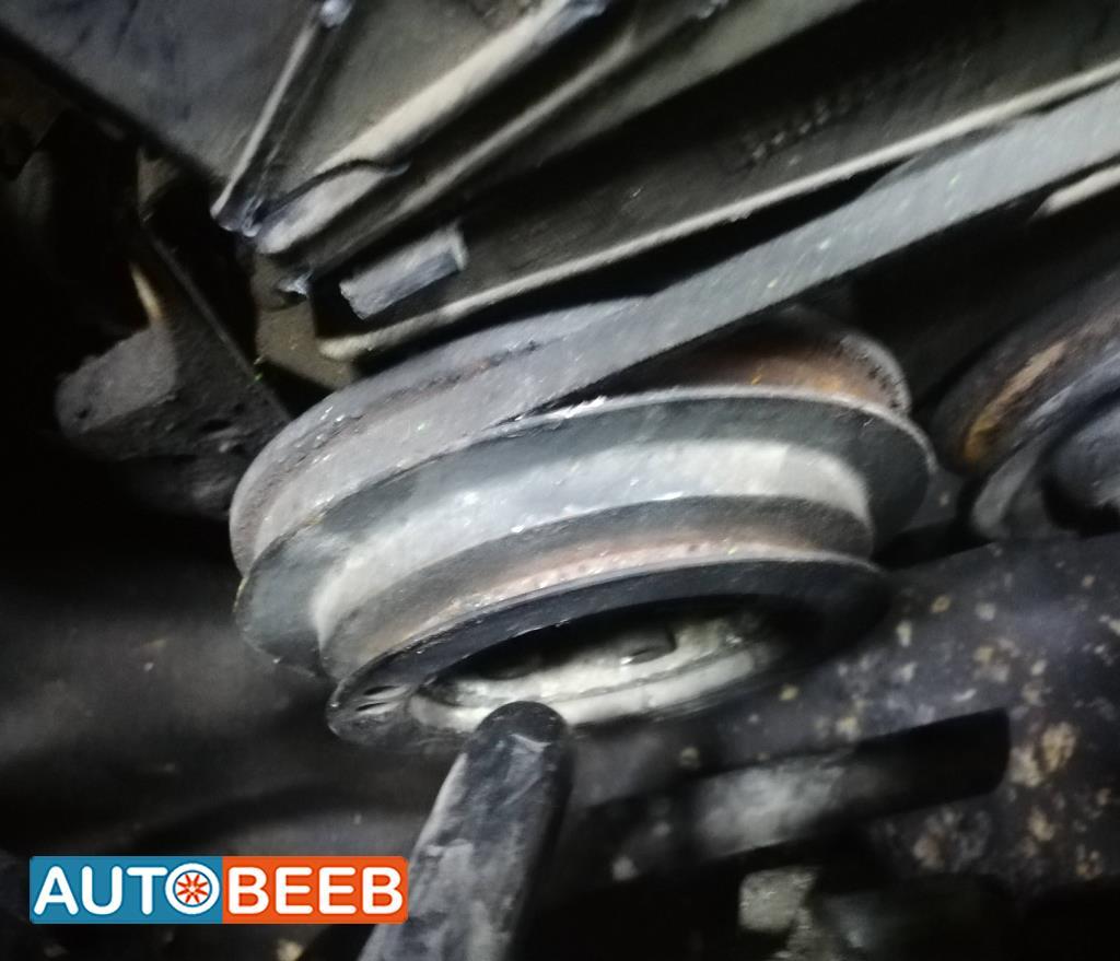 Engine Flywheel Volkswagen Golf