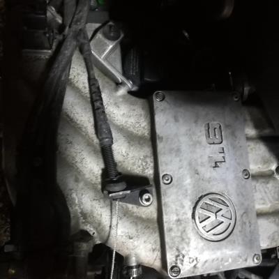 Mechanics  Volkswagen Golf
