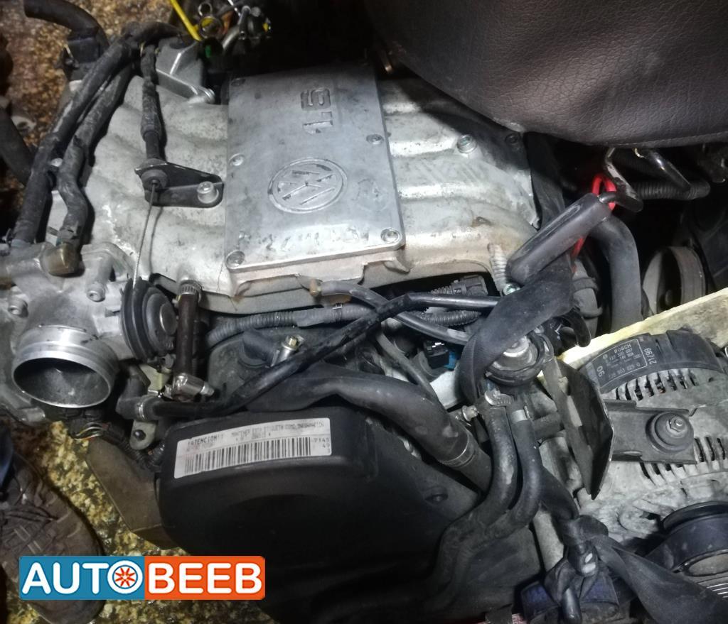 Engine Full Engine Volkswagen Golf