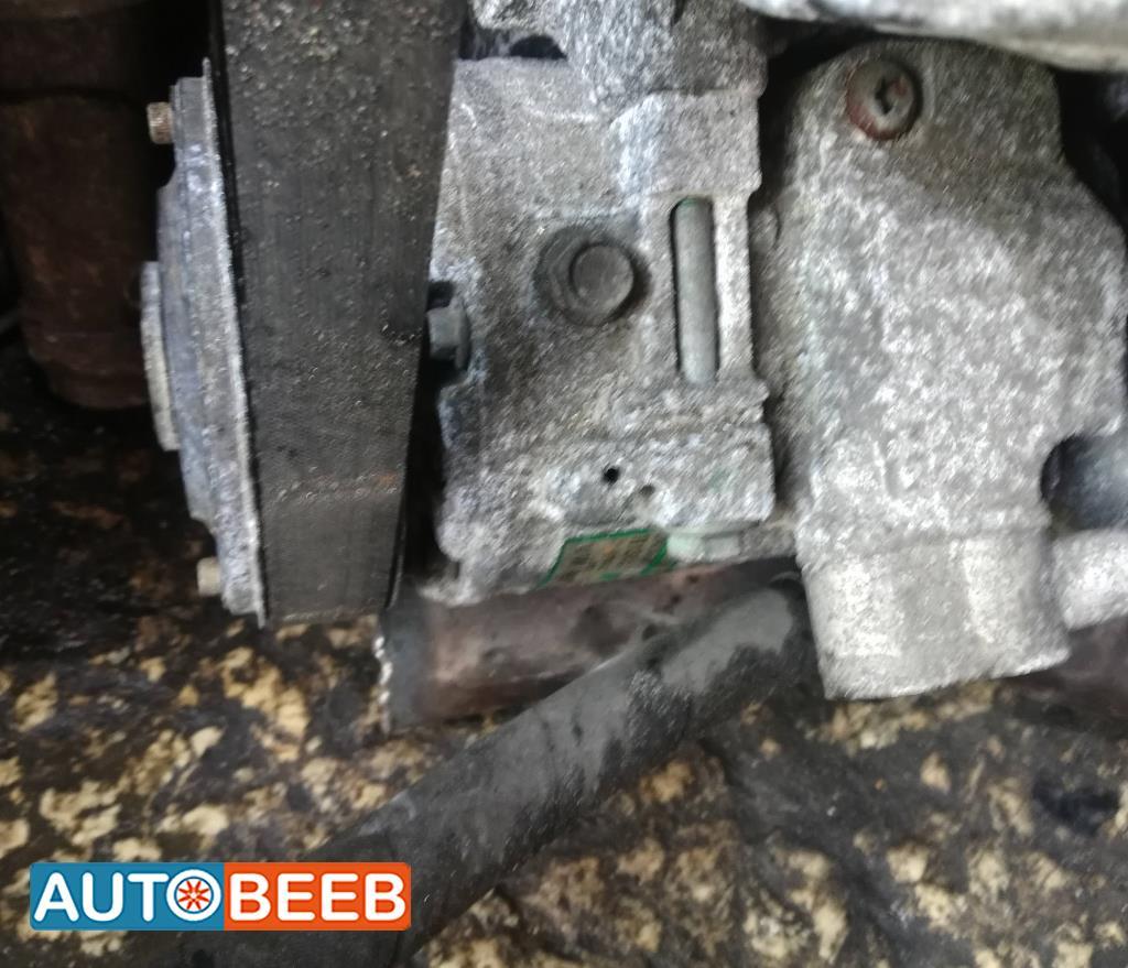 Mechanics  Volkswagen Polo