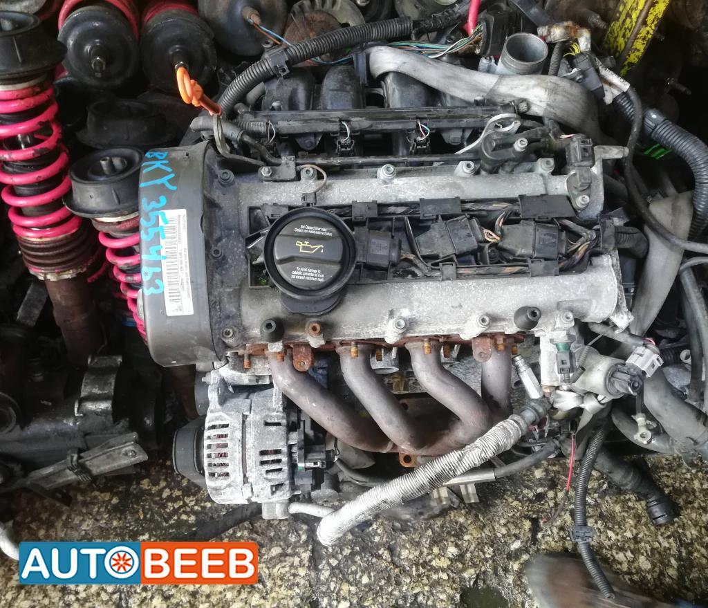 Engine Full Engine Volkswagen Polo
