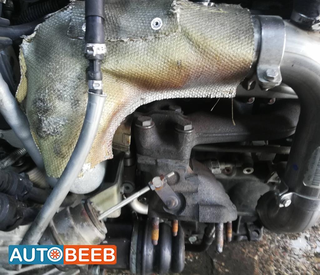 Engine Turbocharger  Audi TT