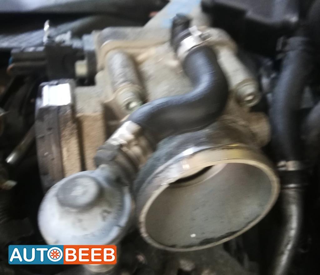 Mechanics  Audi Rocsta