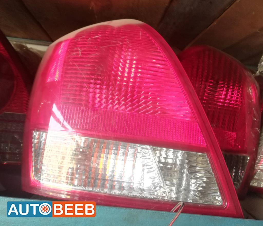 Lights Rear light Hyundai Avante