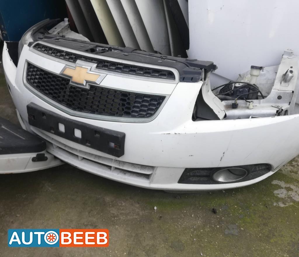 Body  Bumper Chevrolet Cruze