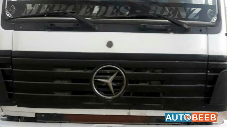 Flatbed Mercedes Benz 1992