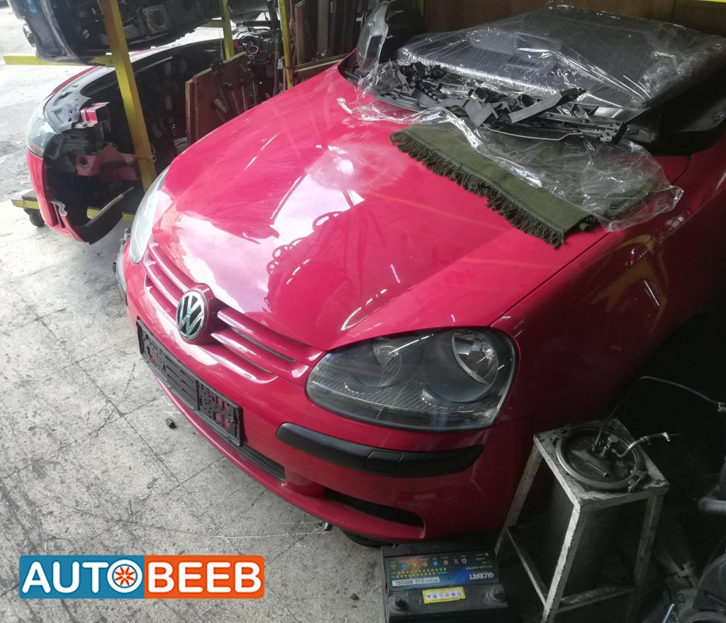 Body  Other Volkswagen Golf