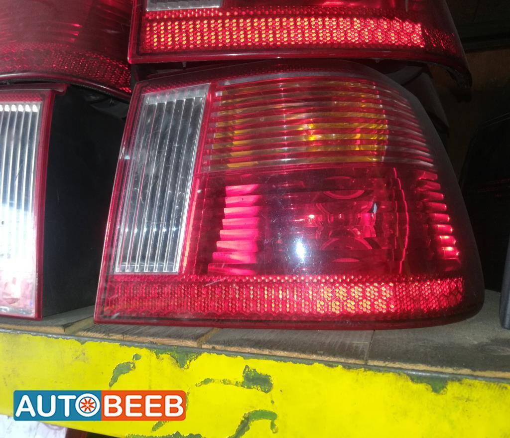 Lights Rear light Seat Ibiza