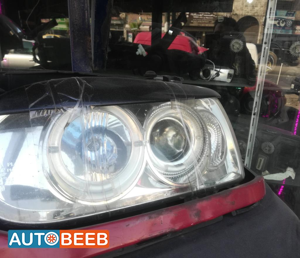 Lights Front light Volkswagen Golf