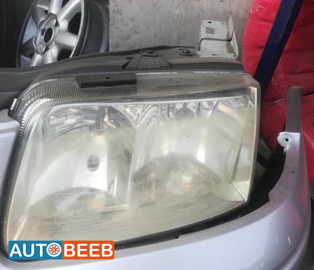 Lights Front light Volkswagen Polo