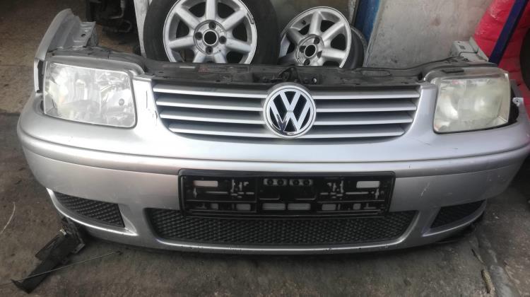Body  Bumper Volkswagen Polo
