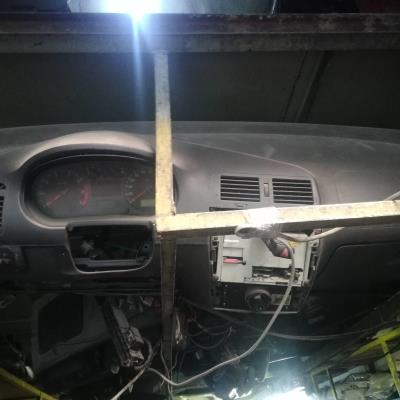 Cabin  Dashboard Seat Ibiza