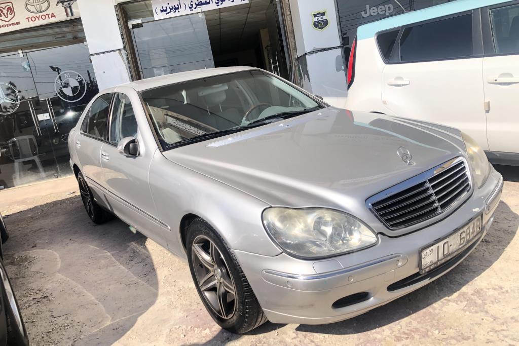 Mercedes Benz S500 2000
