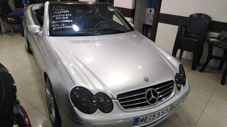 Mercedes Benz CLK200 2004