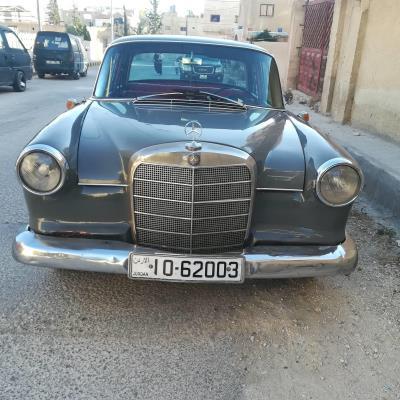 مرسيدس بنز 190 1964
