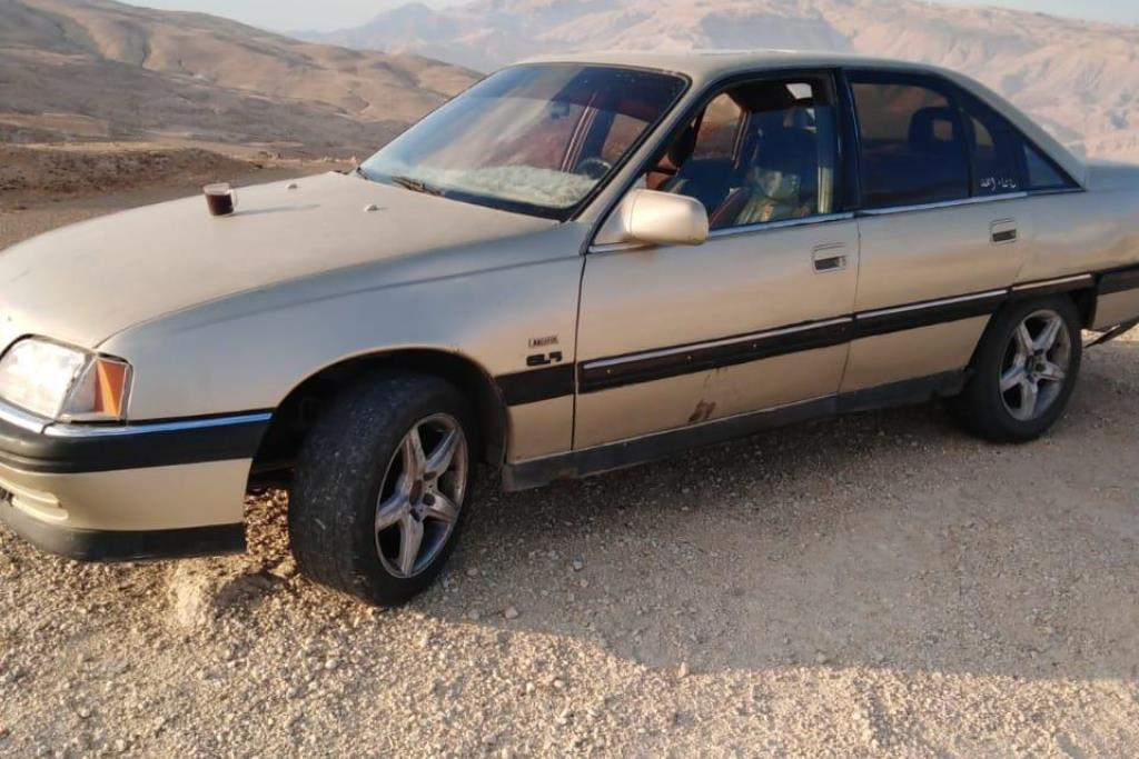 اوبل اوميغا 1993