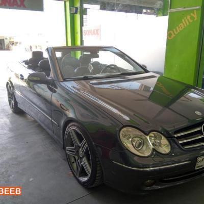 مرسيدس بنز CLK200 2004