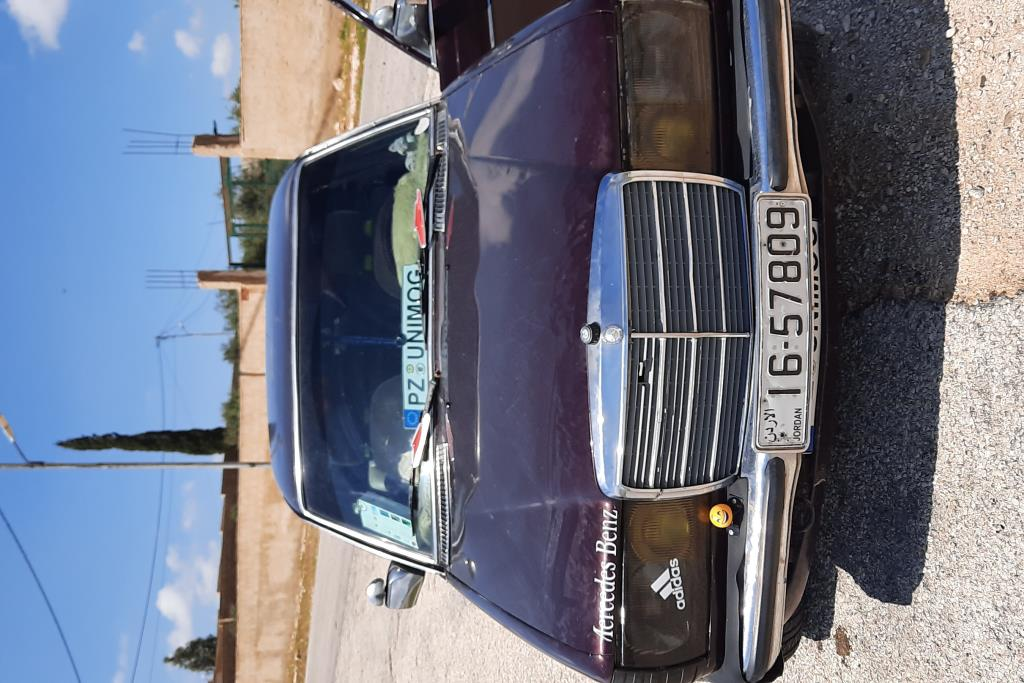 Mercedes Benz E200 1978