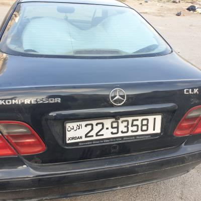 Mercedes Benz CLK200 1998