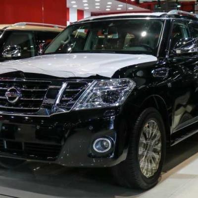 Nissan Patrol 2018
