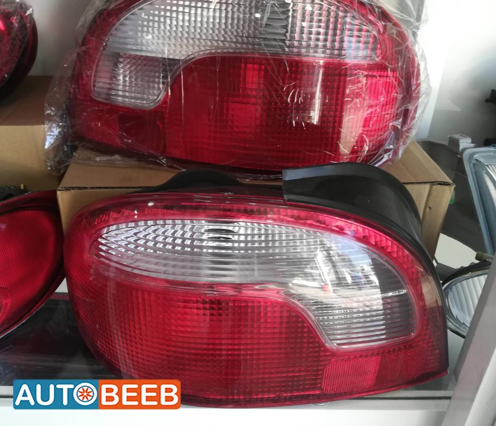 Lights Rear light Hyundai Accent