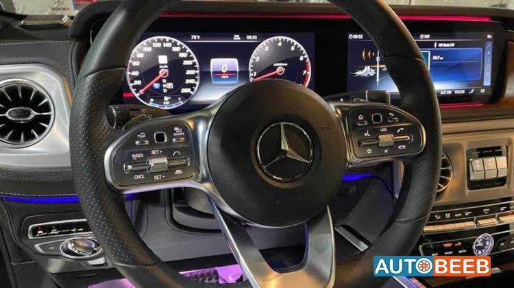 Mercedes Benz G63 AMG 2020