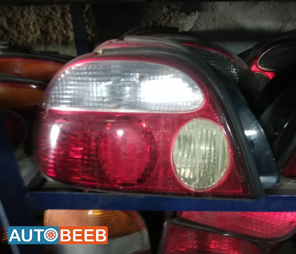 Lights Rear light KIA  Sephia