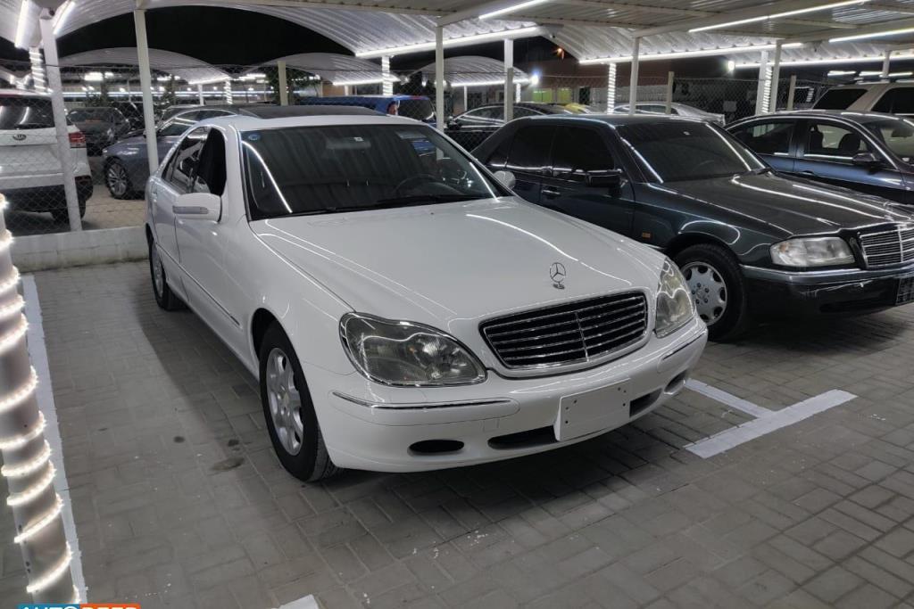 Mercedes Benz S320 2001
