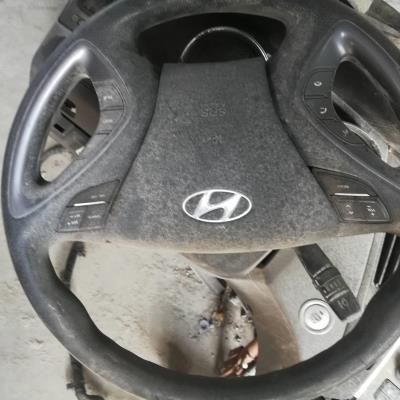 Cabin  Steering Wheel Hyundai Sonata
