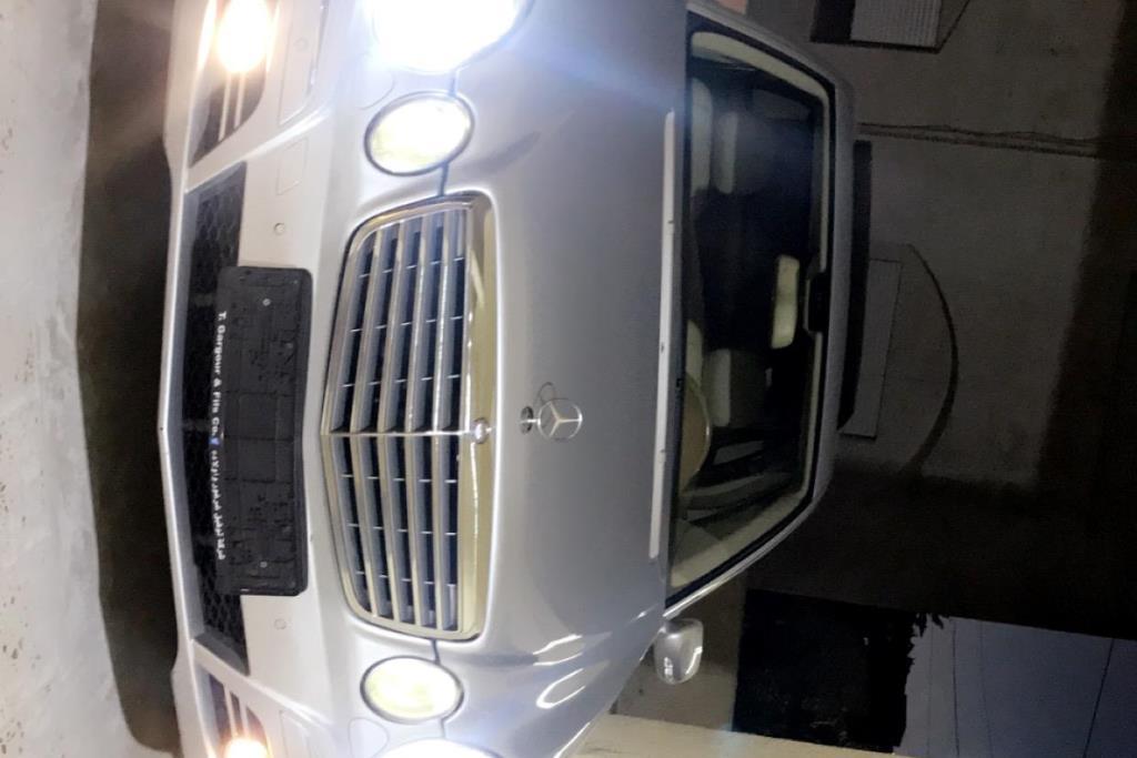Mercedes Benz E200 2007