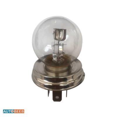 G40 Quartz Glass Halogen LED Driving Light Bulb Glass Halogen Bulb