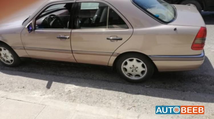Mercedes Benz C200 1995