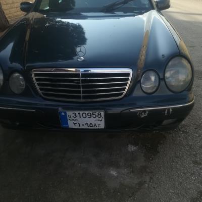 Mercedes Benz E350 1998